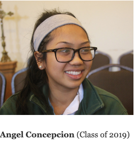 LC Students Talk About Eucharistic Adoration Featured Photo