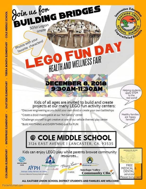 LEGO Fun Day ENG