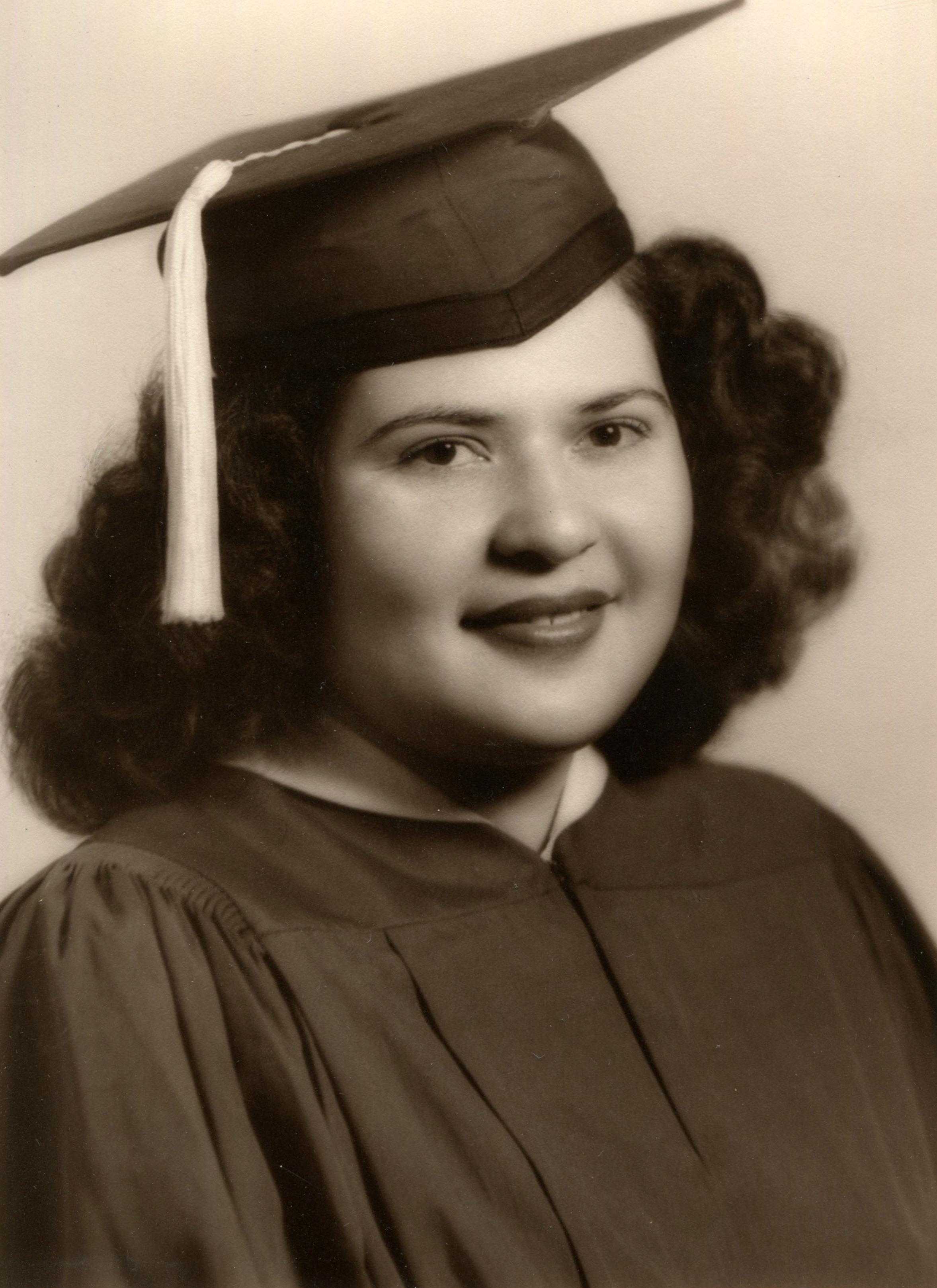 Margarita Talamantes, Winter Class of 1947