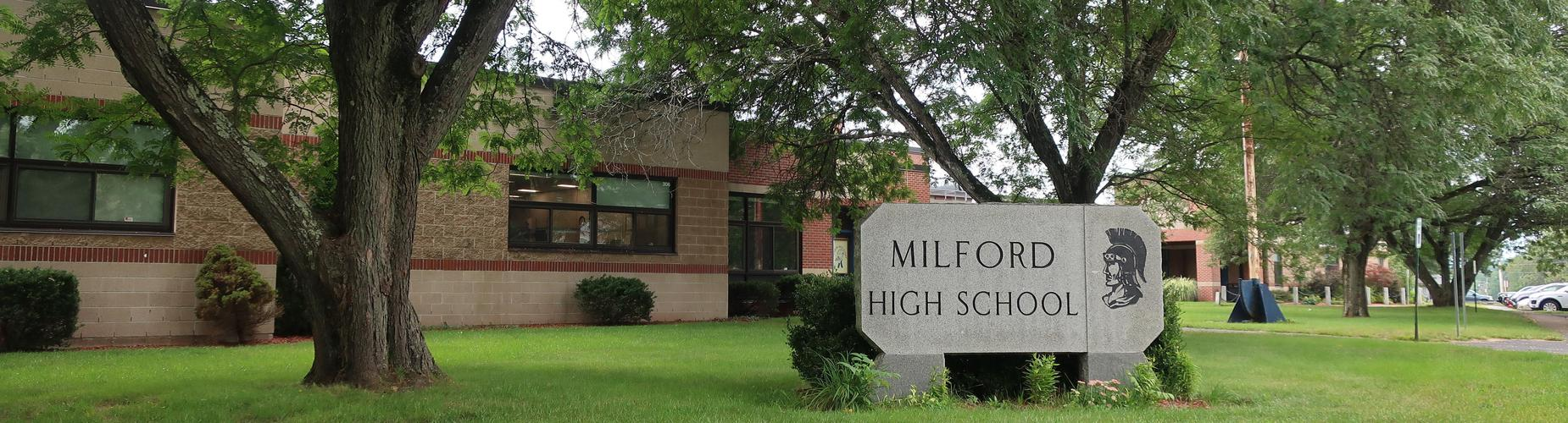 MHS Sign by Maria Marien