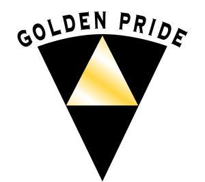 Golden Pride Band Logo