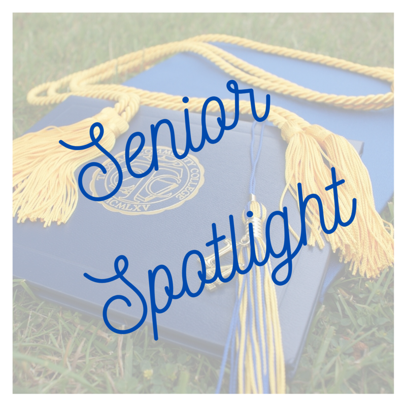Click Here for Senior Spotlights Thumbnail Image