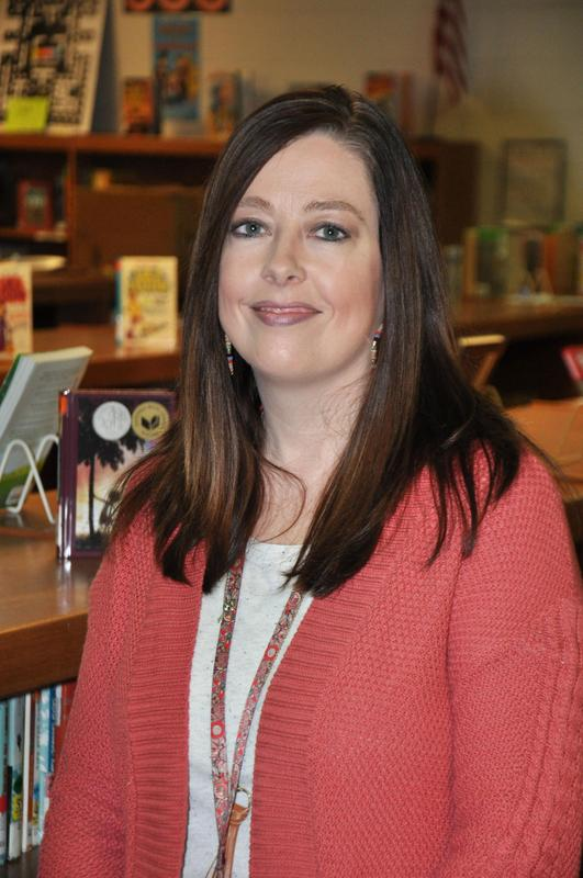 Sabrina Price Named Media Specialist of the Year