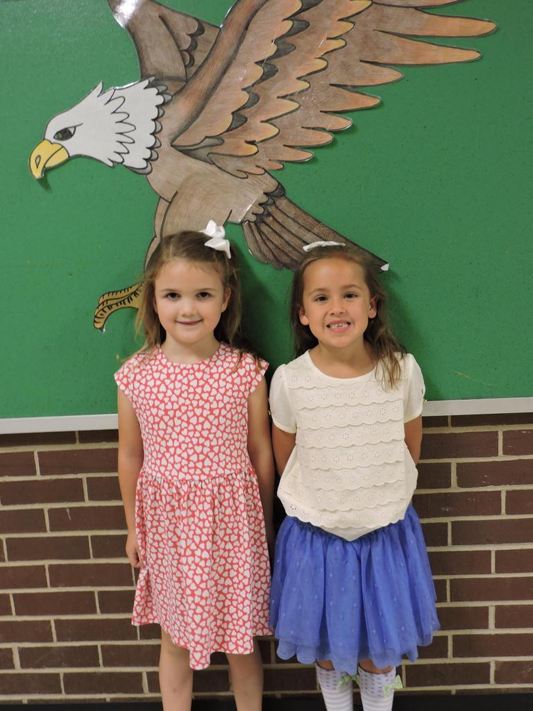 Performers for K-2 Talent Show