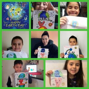 Ms. Orta Celebrates Earth Day