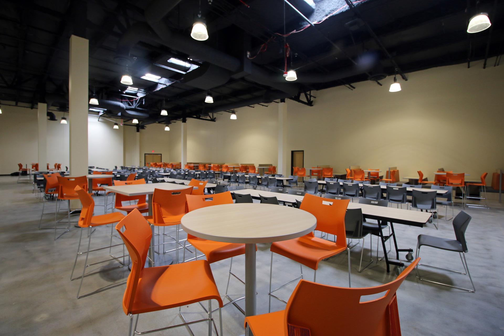 eHS cafeteria