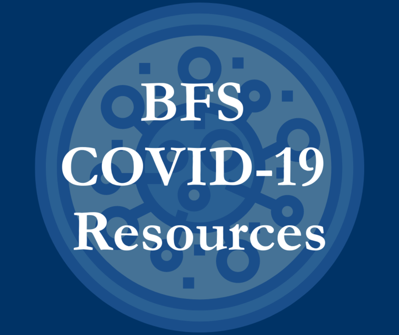 BFS COVID-19 Resources