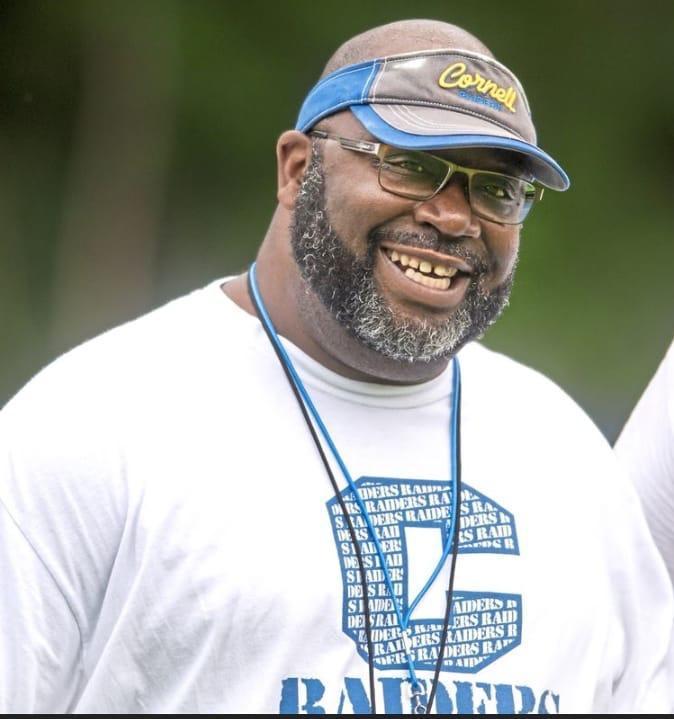 Coach Ed Dawson