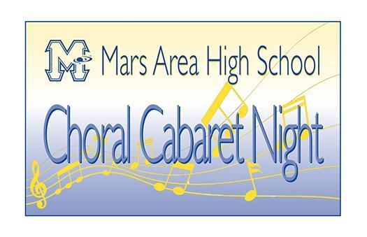 Mars Area High School Choral Cabaret Night