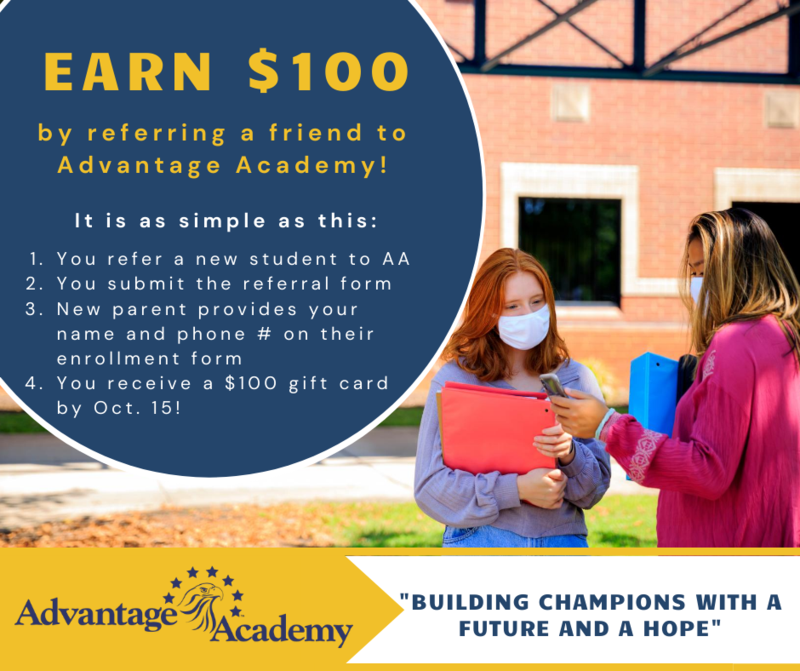 refer a student graphic