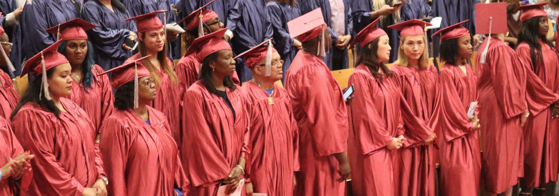 shuffle 1 - Graduation Ceremony