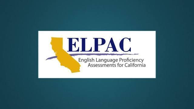 Image of ELPAC Testing