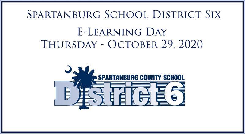 Spartanburg District 6 Calendar 2021-2022 Photos