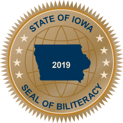 Iowa Seal of Biliteracy