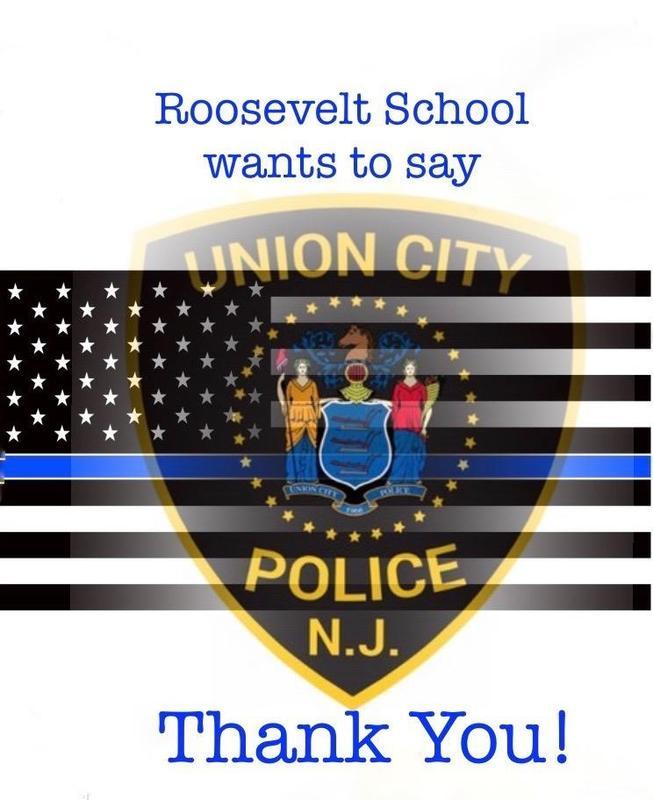 Honor Police Week Poster