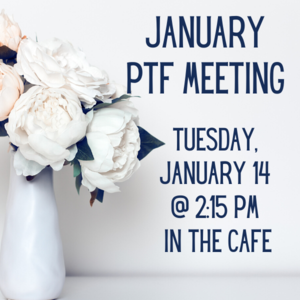 PTF Meeting