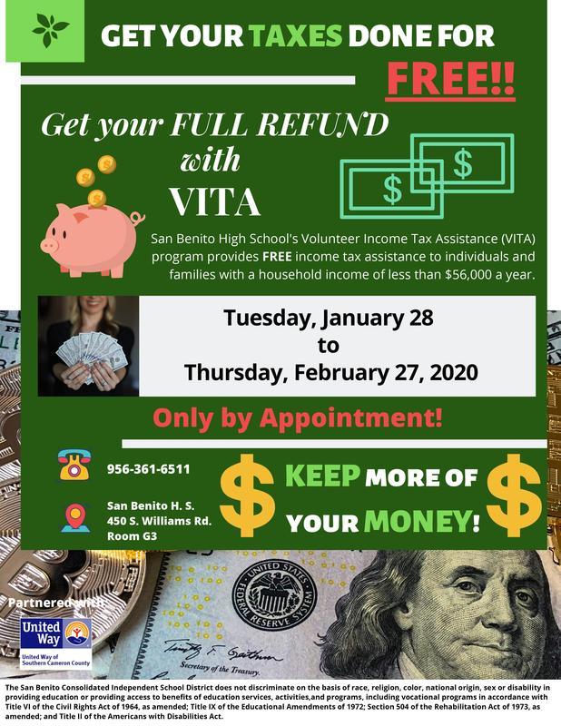 VITA Income Tax