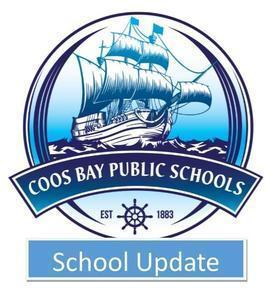 School update logo