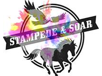 Stampede & Soar Color Run - Last Chance for a T-shirt Featured Photo
