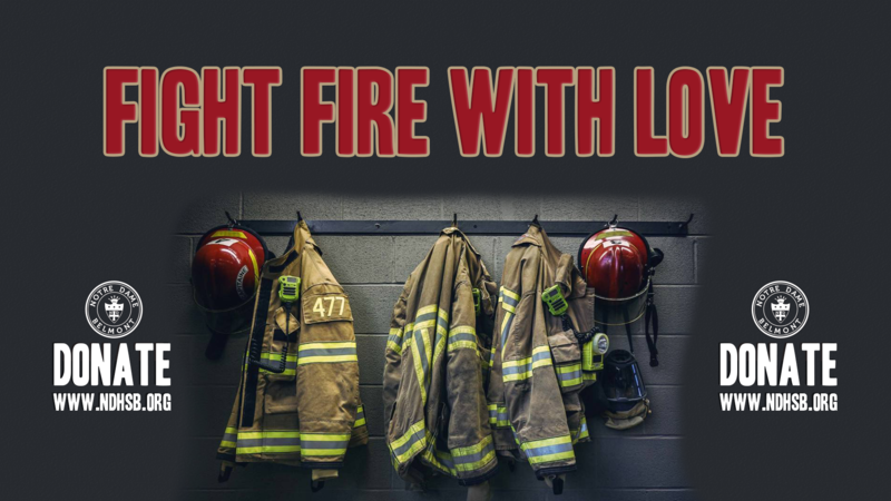 Fight Fire With Love (DONATE HERE) Thumbnail Image