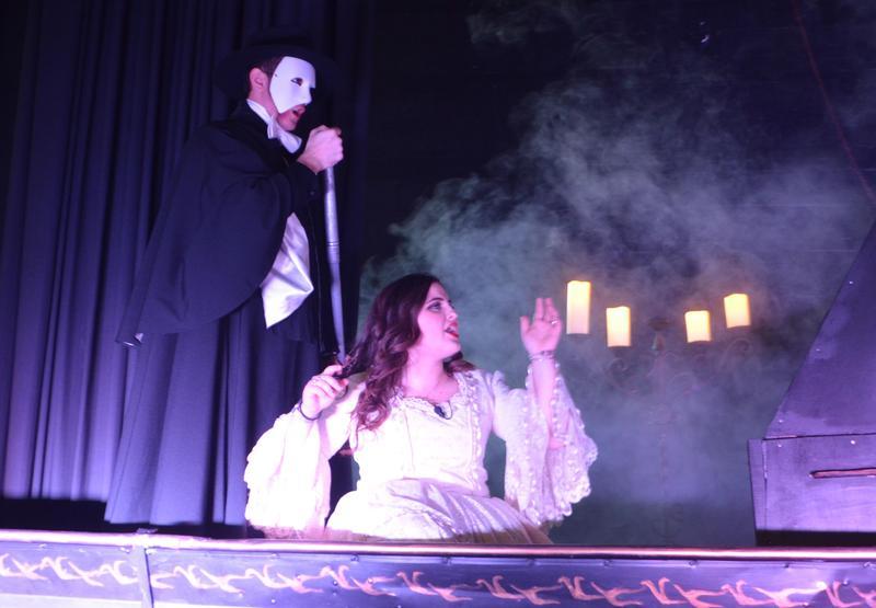 PJ Players Phantom of the Opera