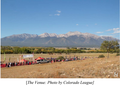 Nathrop Race
