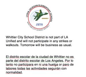 WCSD Info