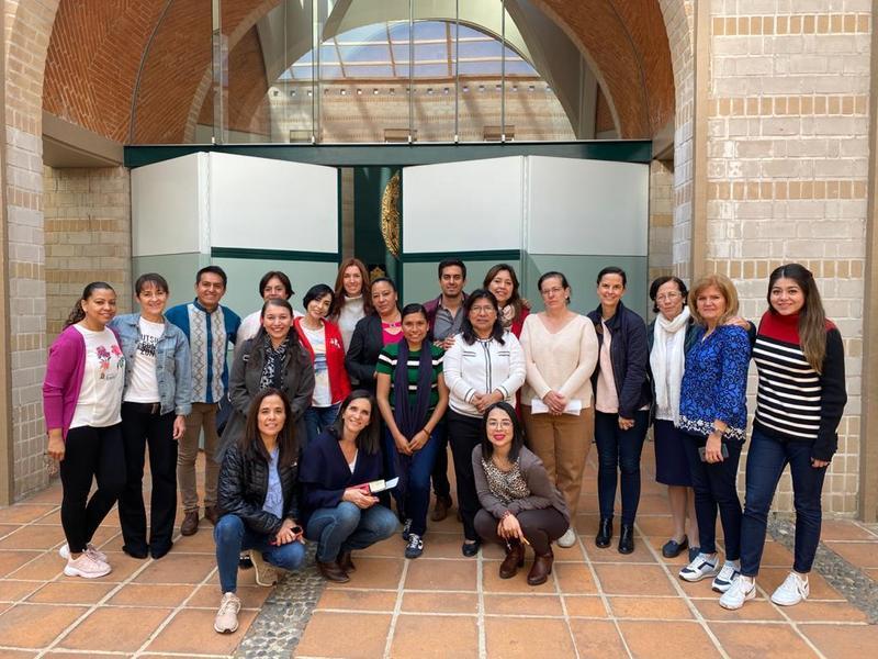 Ejercicios espirituales para coordinadores y profesores de formación católica de la Red de Colegios Semper Altius Featured Photo