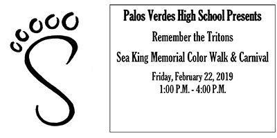 Feb 22 | Remember the Tritons Sea King Memorial Walk & Carnival Thumbnail Image