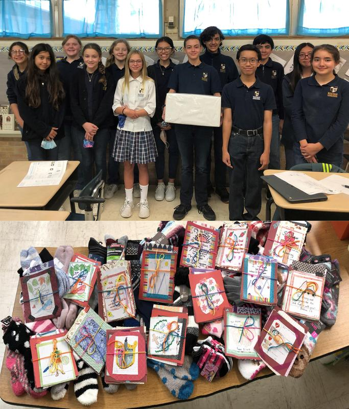 IRISH IMPACT 7th Grade Outreach Featured Photo