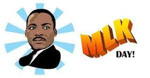 MLK, Jr. Clip art