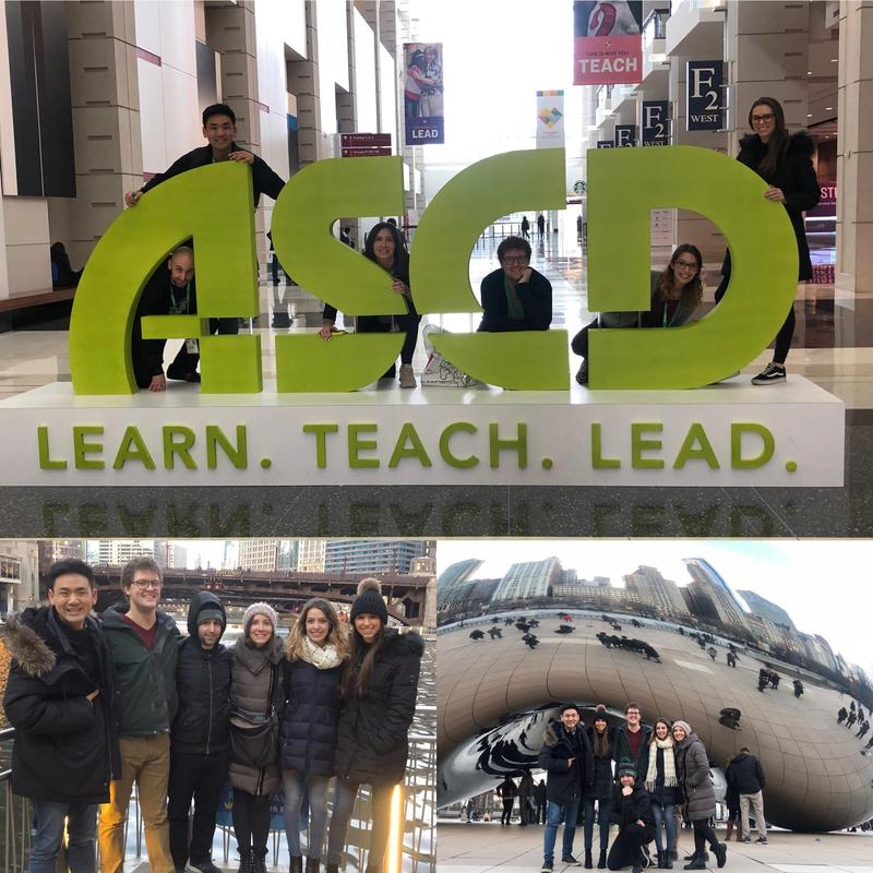 Maspeth High Teachers Brave Cold At Windy City Conference Featured Photo