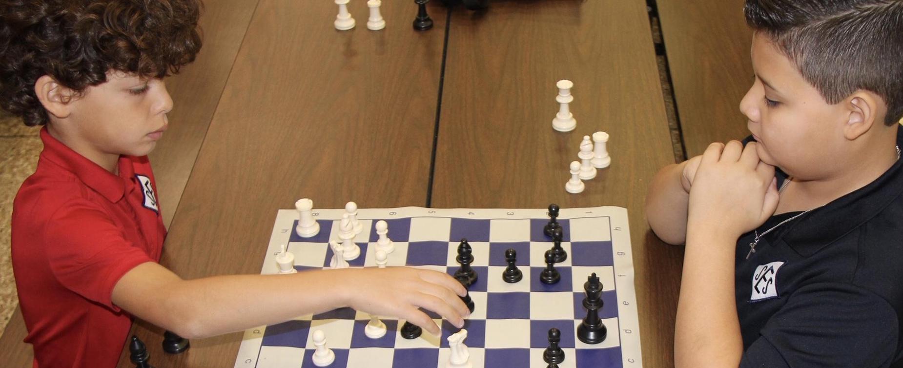 Chess Focus
