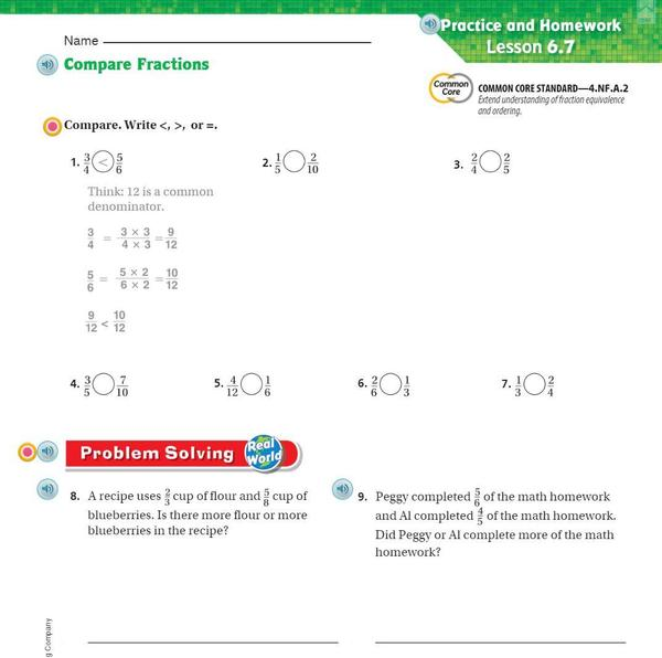 p. 369 Compare Fractions.JPG