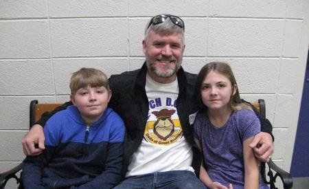 Watch Dog Mr. Nichols and Children