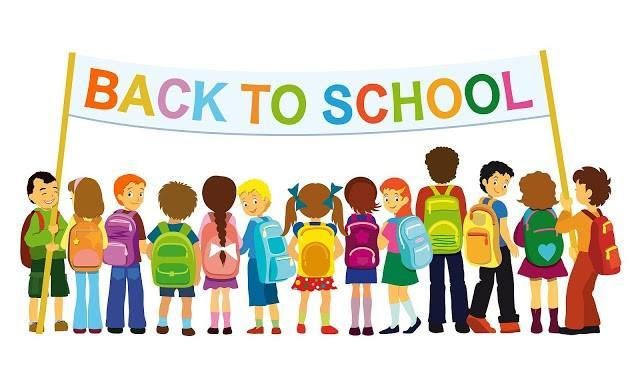 Back to School Dates Featured Photo