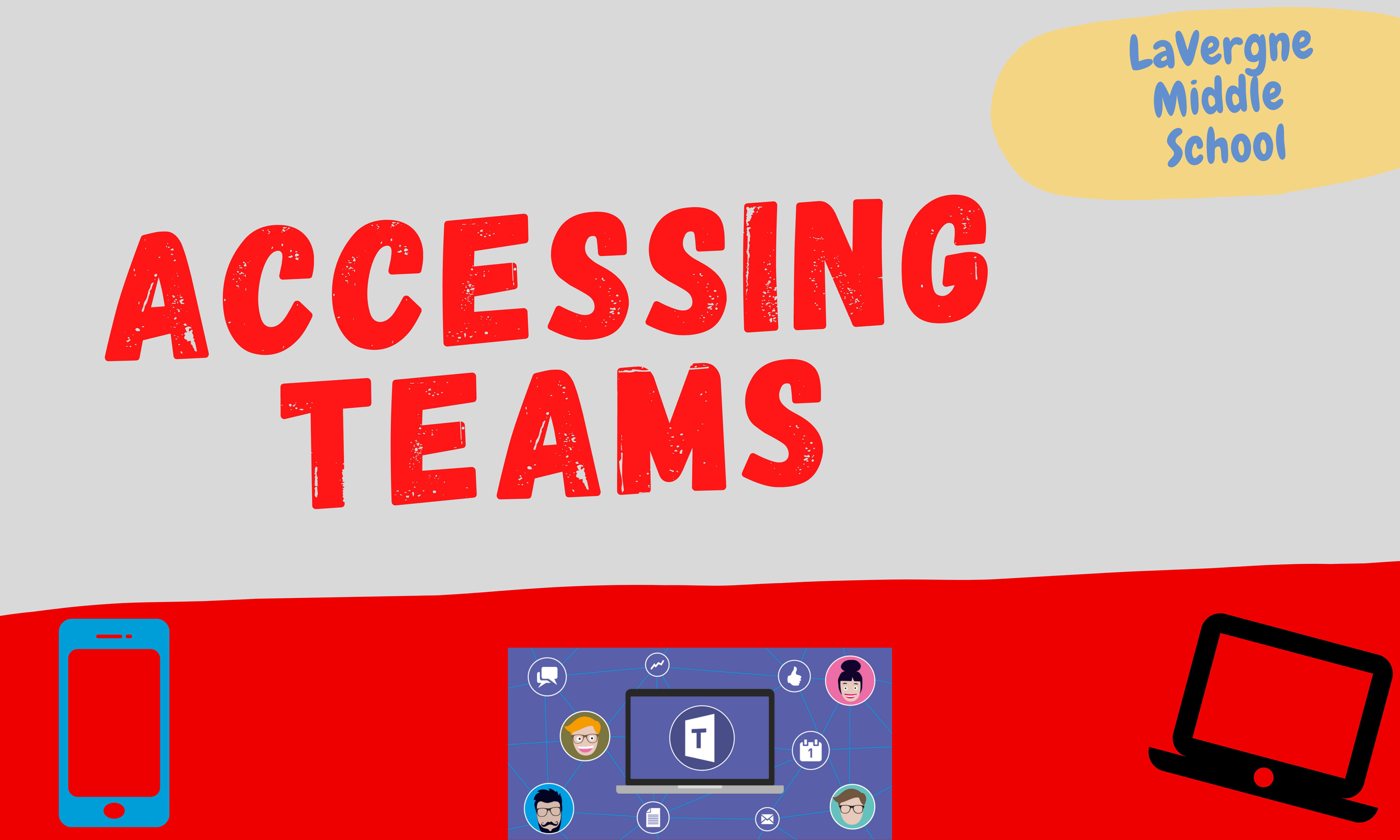 Accessing TEAMs