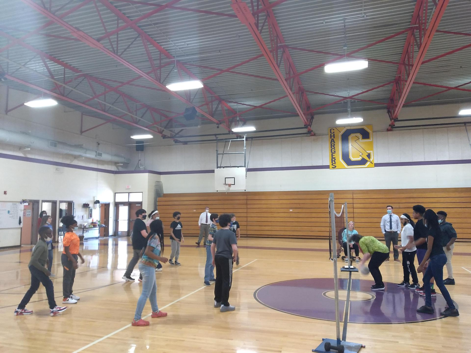 Charger Club Skyball