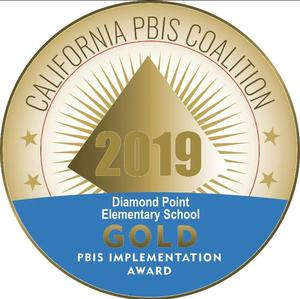 """""""It's not how much we GIVE but how much LOVE we put into GIVING."""" Welcoming 2020 w/ a big Congratulations to  @PomonaUnified   @DiamondPPUSD  on your 2019 GOLD  @PBIS_CA  Recognition! Thank You for all the ❤️ you put into creating a #caring and #equitable school through #PBIS."""