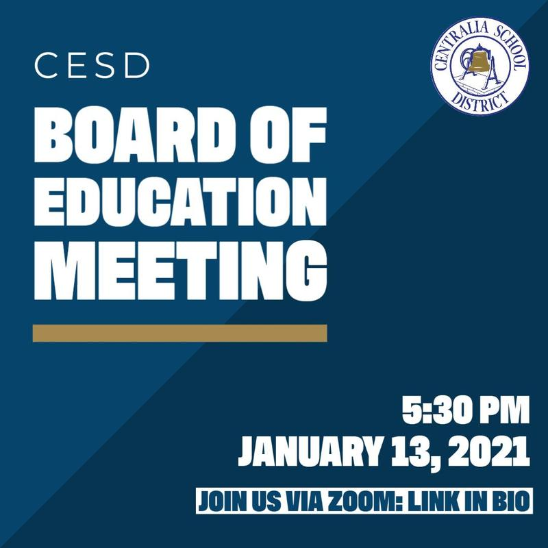 Board Meeting 1/13