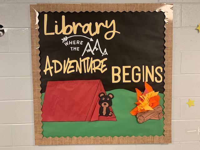 Where the Adventure Begins
