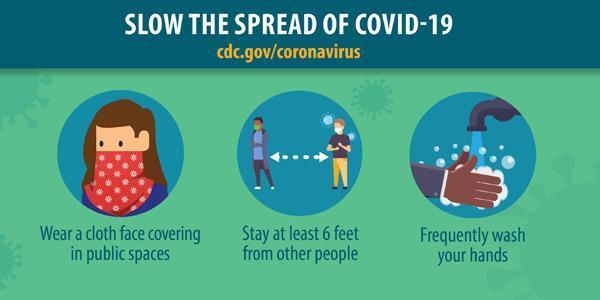 COVID Advisory - September 2021 Featured Photo