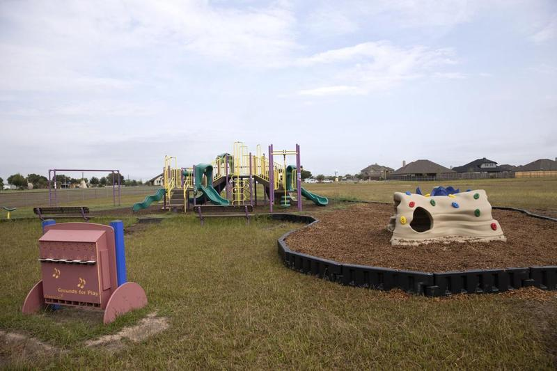 VISD receives inclusive playgrounds through autism grant Thumbnail Image