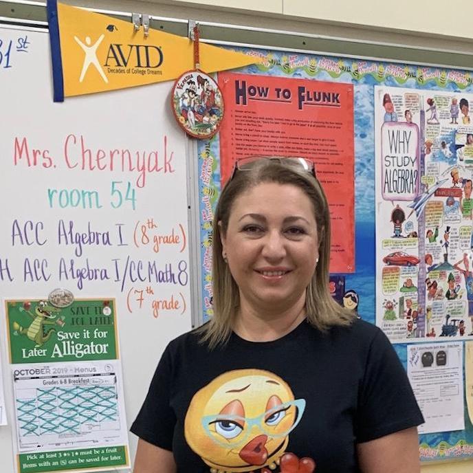 Alla Chernyak's Profile Photo