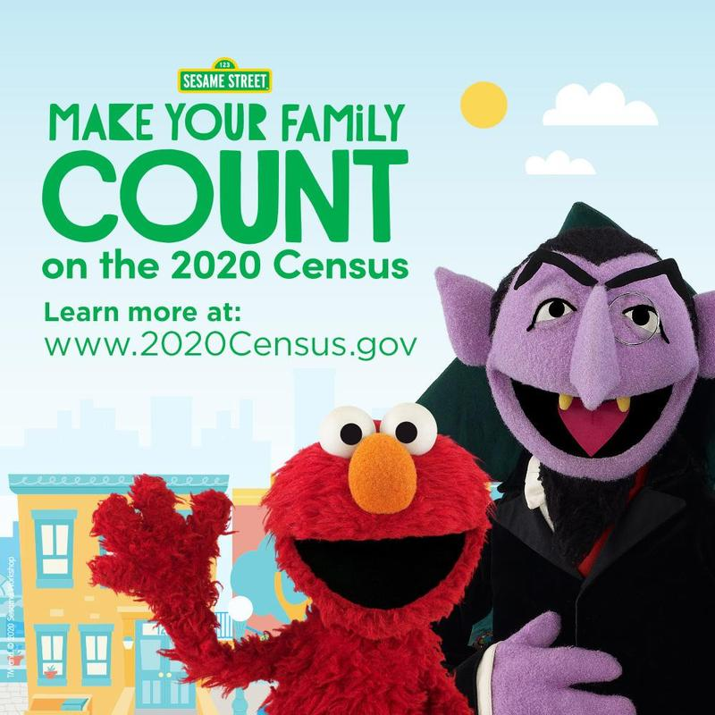 Fill Out Your 2020 Census Thumbnail Image