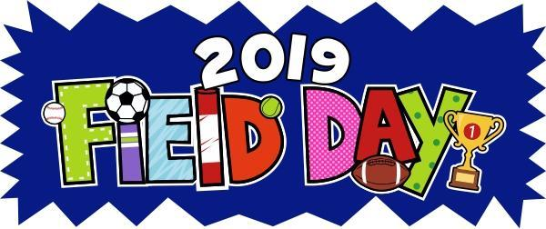 Field Day!  Volunteers Needed!  Friday 6/7/19 9:30-2:30 Featured Photo