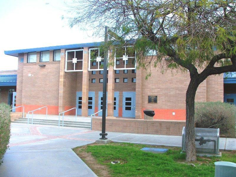Blake cafeteria building