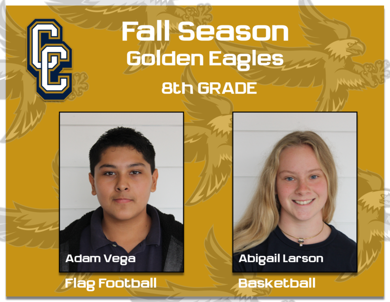 Congratulations to the Fall Golden Eagles! Featured Photo