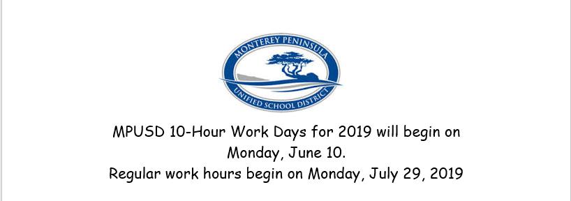 Salary Schedules School Calendars