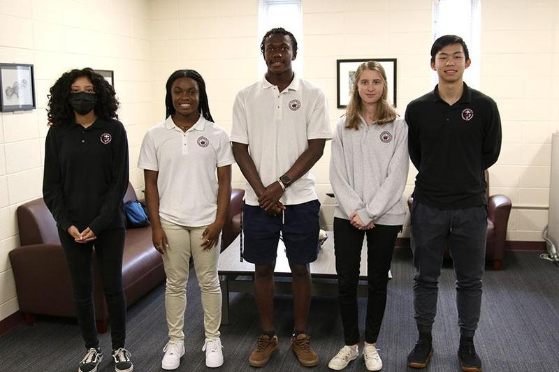 Students recognized by National Merit program Featured Photo